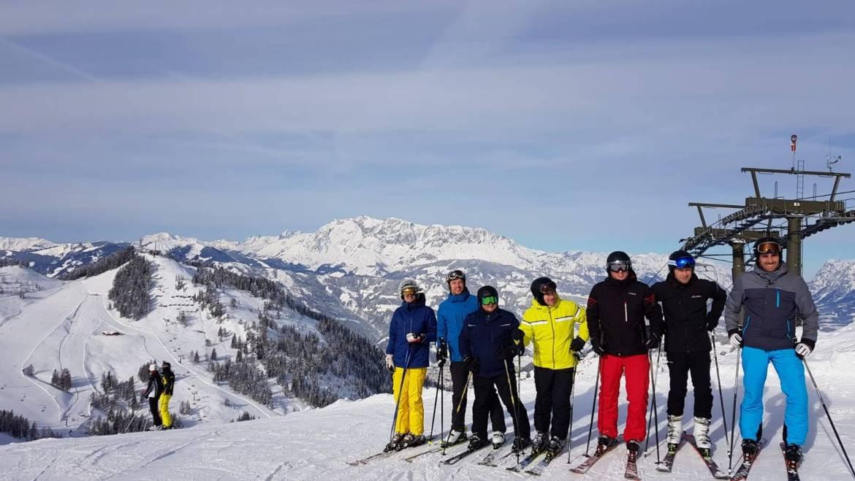Feuerwehr-Skitag Flachau