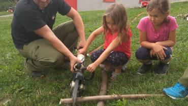 """Kinderferienspiel """"Ein Tag bei der Feuerwehr"""""""
