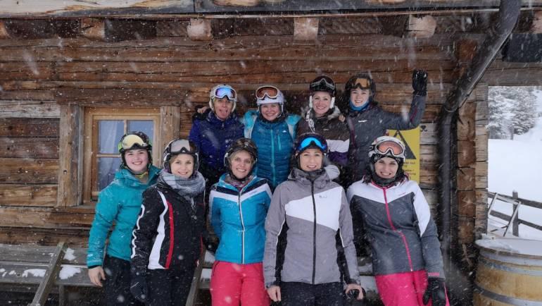 Feuerwehr-Skitag