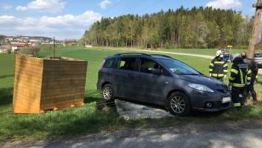 Verkehrsunfall Kitzelsbach