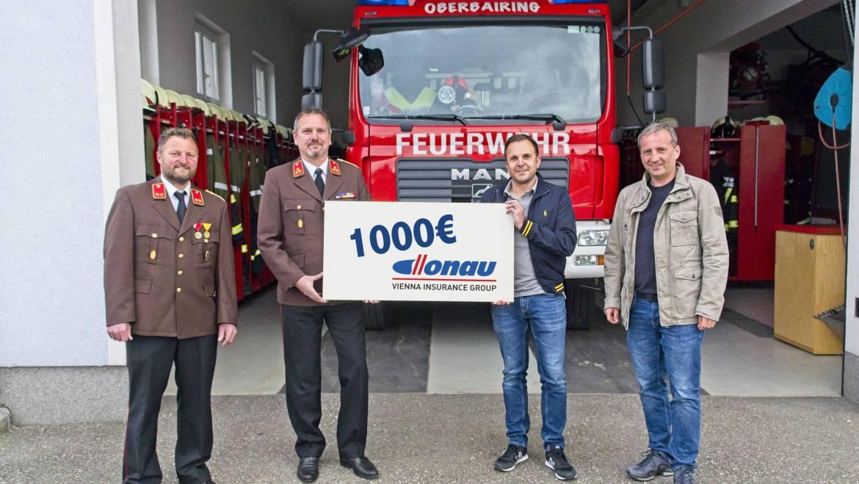 Spende Donau Vienna-Insurance Group